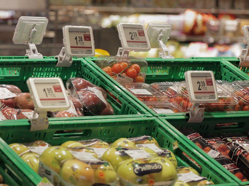 Nicolis Project esl_ortofrutta1-800x600 La etiqueta electrónica en la sección frutas y verduras. Todas las ventajas de funcionamiento y las nuevas posibilidades de comunicación