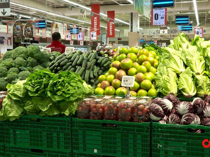 Nicolis Project etichette-elettroniche-ipercoop-pontecagnano1-800x600 La etiqueta electrónica en la sección frutas y verduras. Todas las ventajas de funcionamiento y las nuevas posibilidades de comunicación