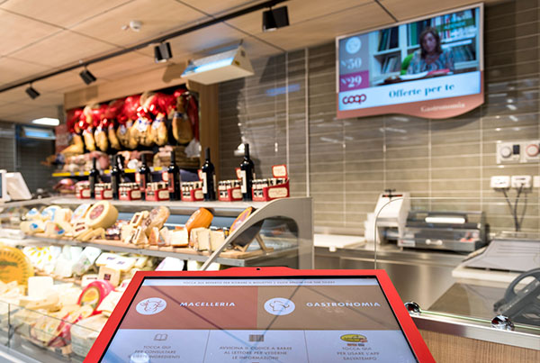 Nicolis Project | in-store digital communication vantaggi-Digital-Signage-thumb News