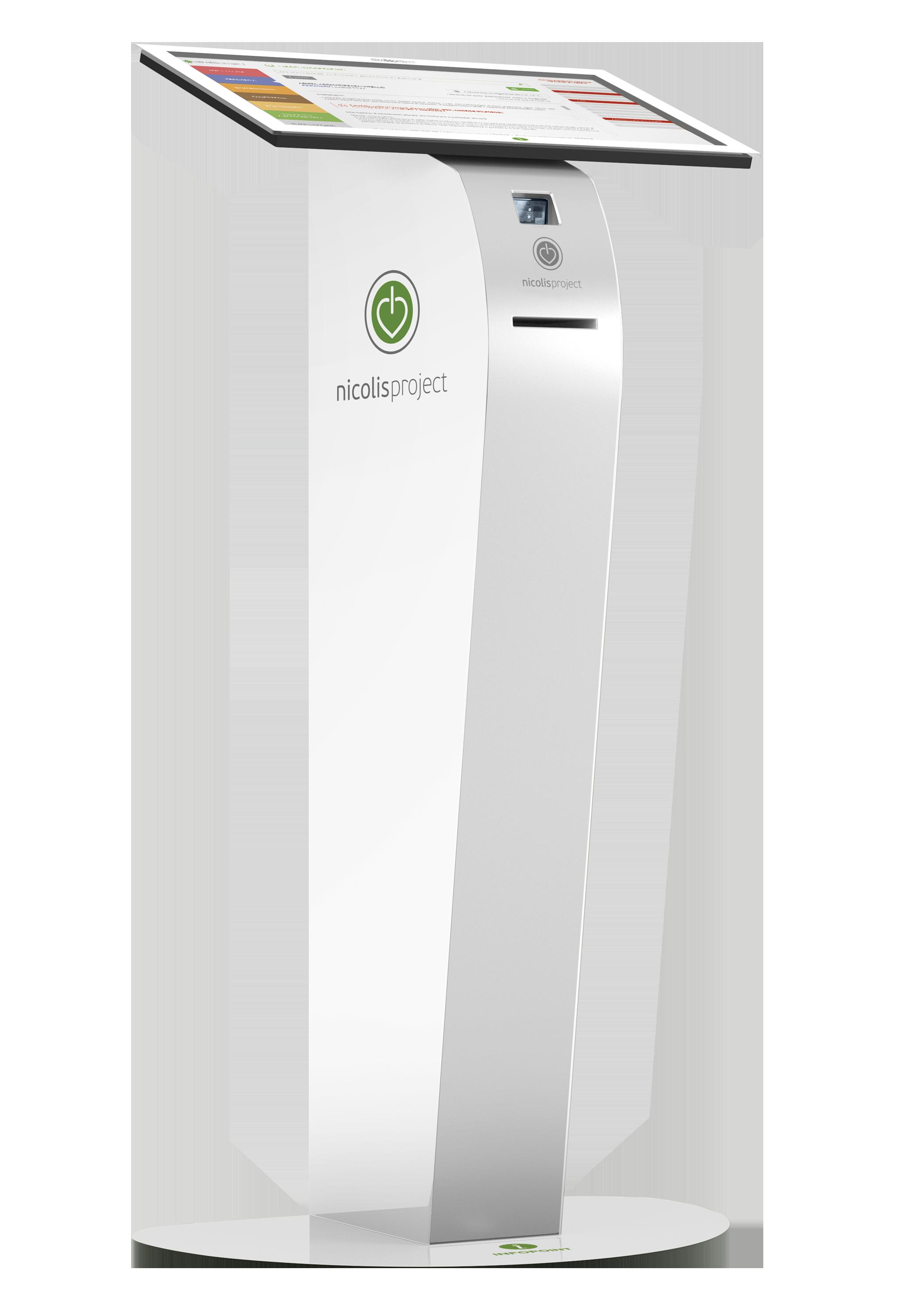 Nicolis Project | in-store digital communication totem-informativo-btotem-nicolisproject Come sostituire l'eliminacode con il digital signage e migliorare l'operatività del supermercato