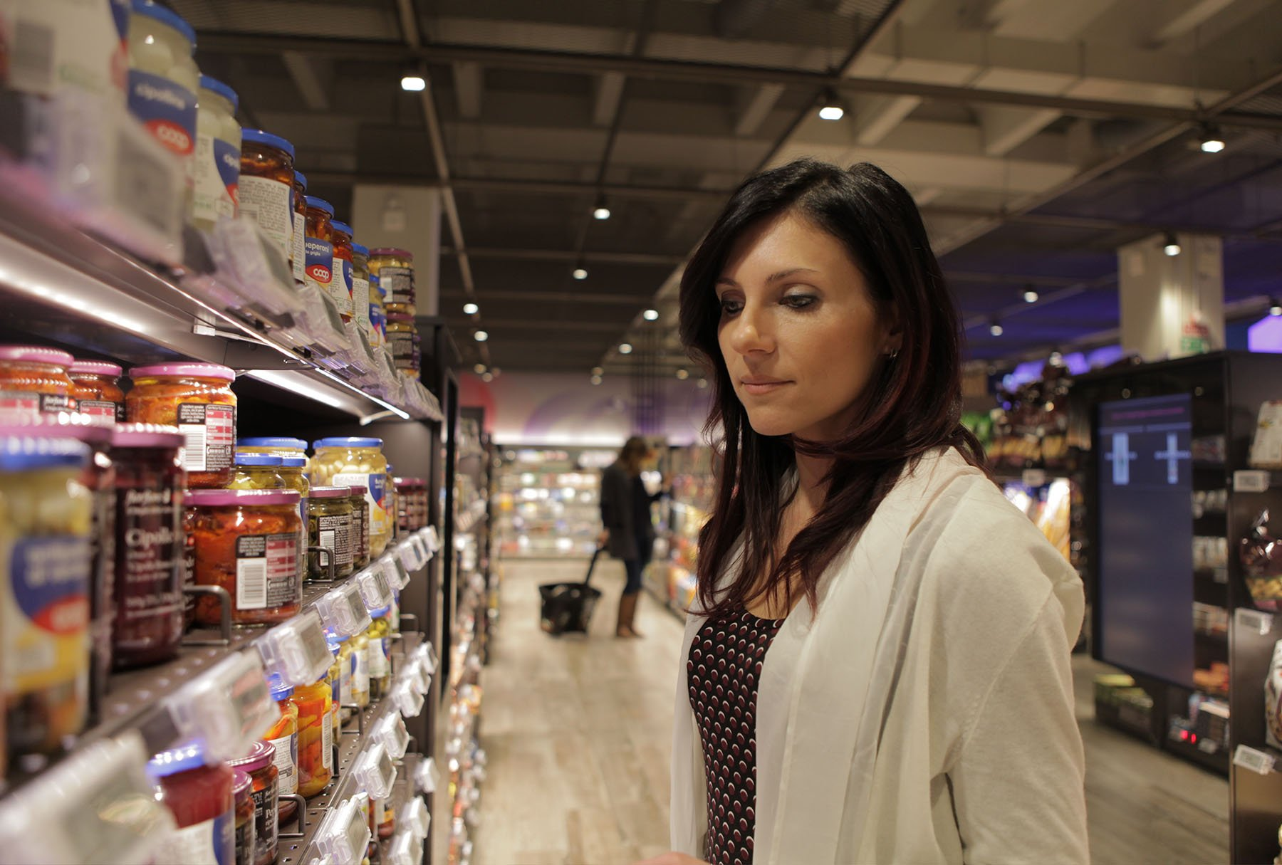 Nicolis Project | in-store digital communication alimentaire Secteurs