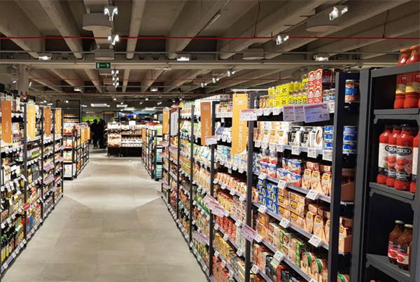Nicolis Project | in-store digital communication etichette-elettroniche-bennet-smart-lecco La spesa a Lecco è smart con il primo supermercato di quartiere a insegna Bennet