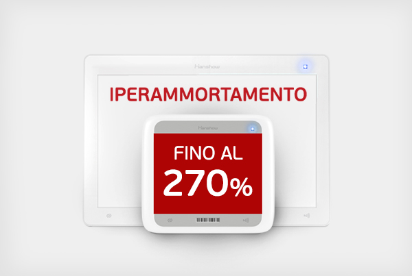 Nicolis Project | in-store digital communication etichette-elettroniche-iperammortamento-270-1 News