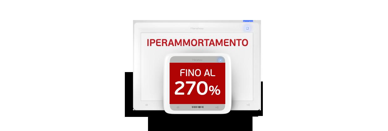 Nicolis Project | in-store digital communication etichette-elettroniche-iperammortamento-270-1 Iperammortamento 2019: etichette elettroniche e tecnologie per la comunicazione digitale ammortizzati fino al 270%