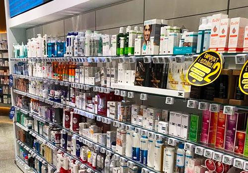 Nicolis Project Farmacia-vinamata-Barcelona La farmacia Viñamata de Granollers, Provincia de Barcelona, sustituye las etiquetas digitales pasando del modelo LCD a etiquetas ePaper