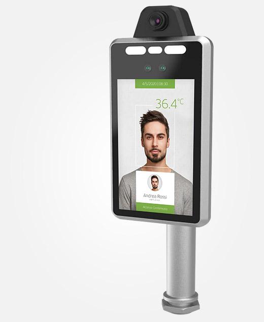 Nicolis Project | in-store digital communication bsafe-multi-2 bsafe | Metti in sicurezza i luoghi con i termometri a distanza
