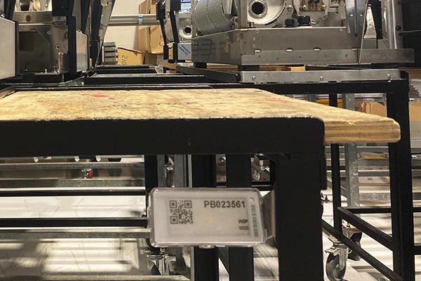 Nicolis Project | in-store digital communication np-lamarzocco-A Rendere paperless tutto il reparto produttivo? La Marzocco lo fa con le etichette elettroniche