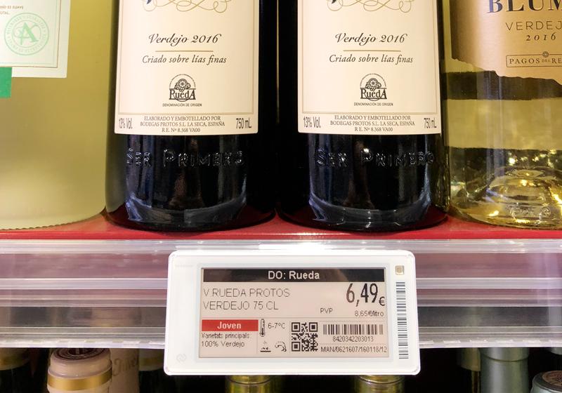 Nicolis Project condis-spagna-3 Condis renueva la gestión de precios en tienda con etiquetas electrónicas