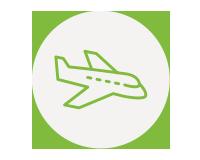 Nicolis Project | in-store digital communication aeroporti bsafe | Metti in sicurezza i luoghi con i termometri a distanza