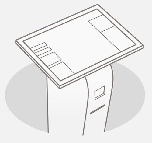 Nicolis Project   in-store digital communication dispositivo-02 sQip
