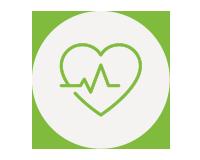 Nicolis Project | in-store digital communication ospedali-icon bsafe | Metti in sicurezza i luoghi con i termometri a distanza