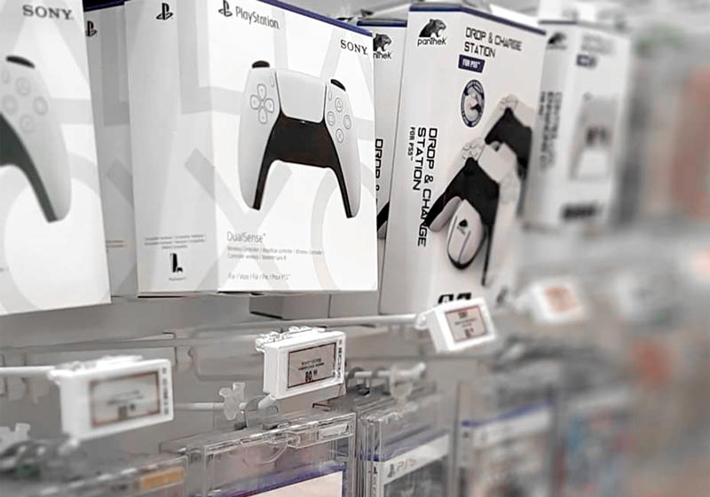 Nicolis Project | in-store digital communication np-expert-campania-1 Da Expert Trilogs le etichette digitali guidano i clienti nella scelta dell'elettrodomestico giusto
