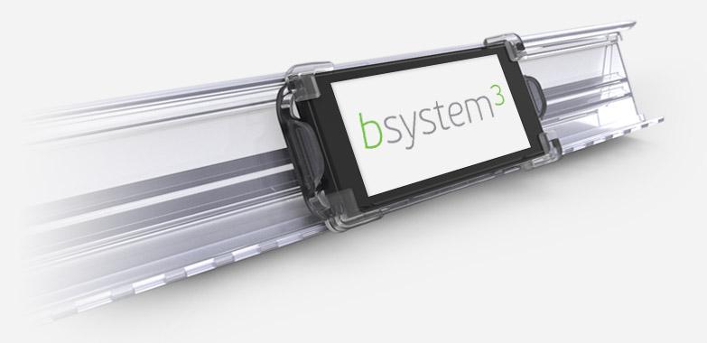 Nicolis Project | in-store digital communication SISTEMI-FISSAGGIO-E-COMUNICAZIONE-OVER Sistemi di fissaggio e comunicazione bsystem3