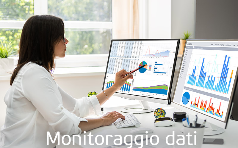 Nicolis Project   in-store digital communication monitoraggio-dati-2 Home Page Nicolis Project