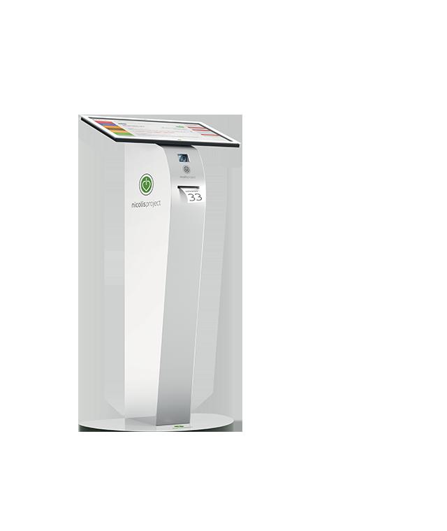 Nicolis Project | in-store digital communication toten Sistemi di fissaggio e comunicazione bsystem3