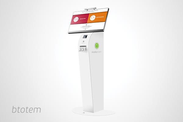 Nicolis Project   in-store digital communication btotem_articolo Le soluzioni Nicolis Project dal vivo @ Forum Retail