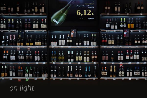 Nicolis Project   in-store digital communication on-light-2_articolo1 Le soluzioni Nicolis Project dal vivo @ Forum Retail