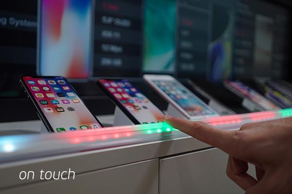 Nicolis Project   in-store digital communication on-touch_articolo1 Le soluzioni Nicolis Project dal vivo @ Forum Retail
