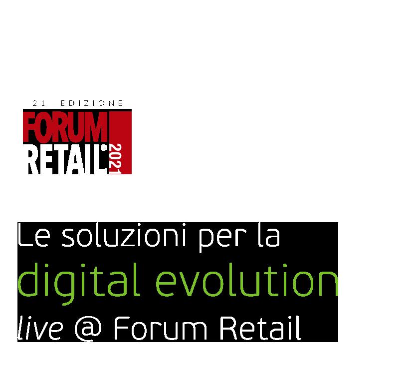 Nicolis Project   in-store digital communication titolo-forum-retail-copia Le soluzioni Nicolis Project dal vivo @ Forum Retail